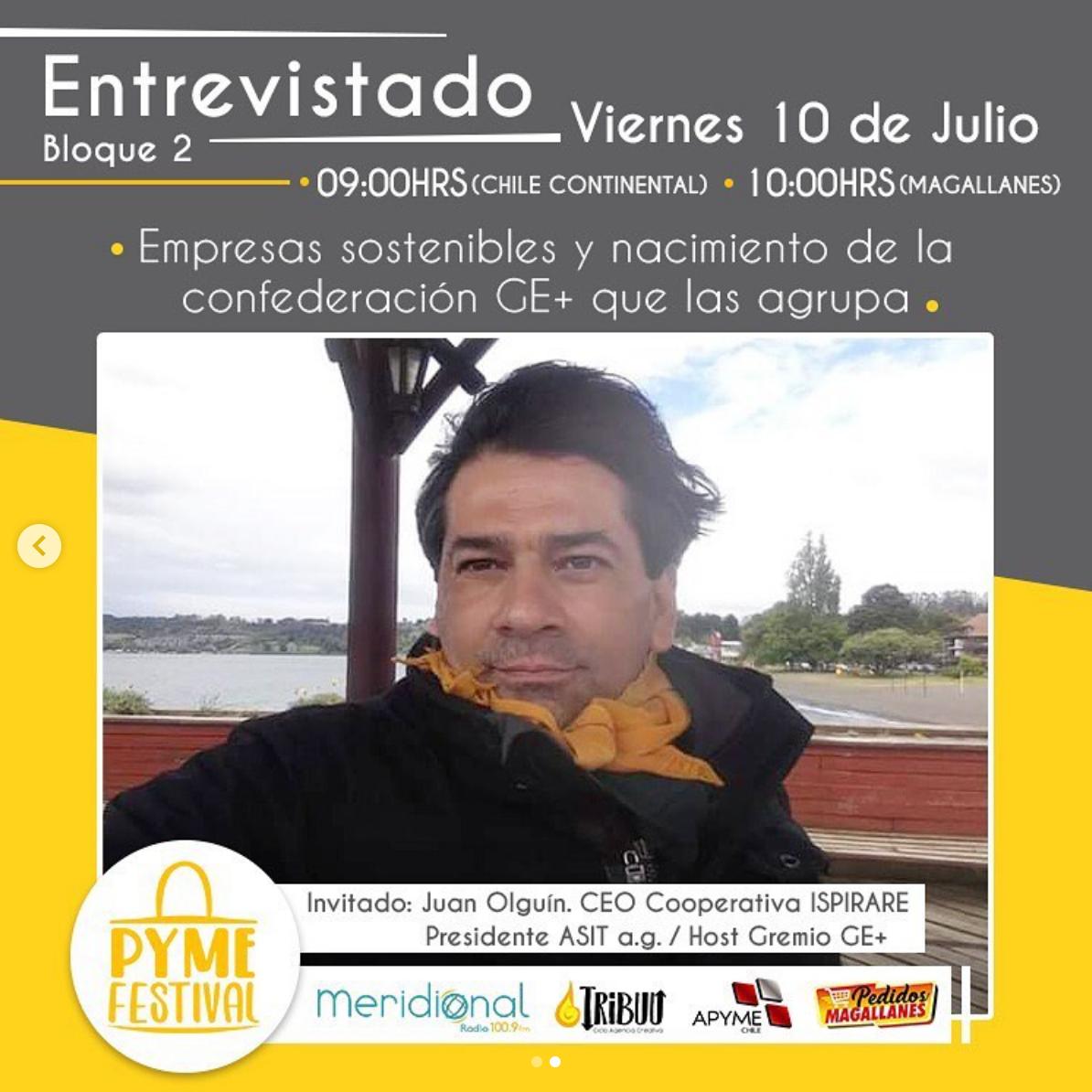 Empresas sostenibles con Juan Jaime Olguín