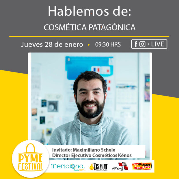 En PymeFestival: Cosmética Patagónica