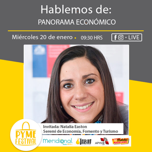 Panorama económico con Natalia Easton