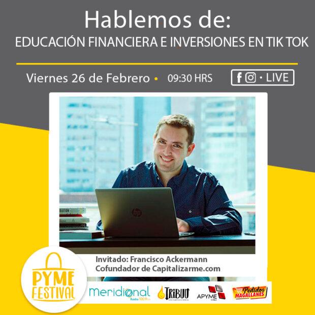 PymeFestival: Educación Financiera e Inversiones en TikTok