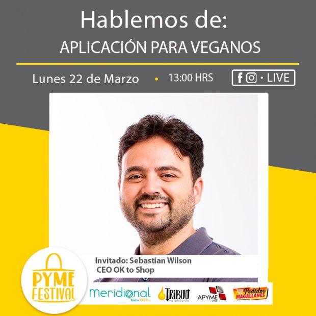 PymeFestival: Aplicación para Veganos