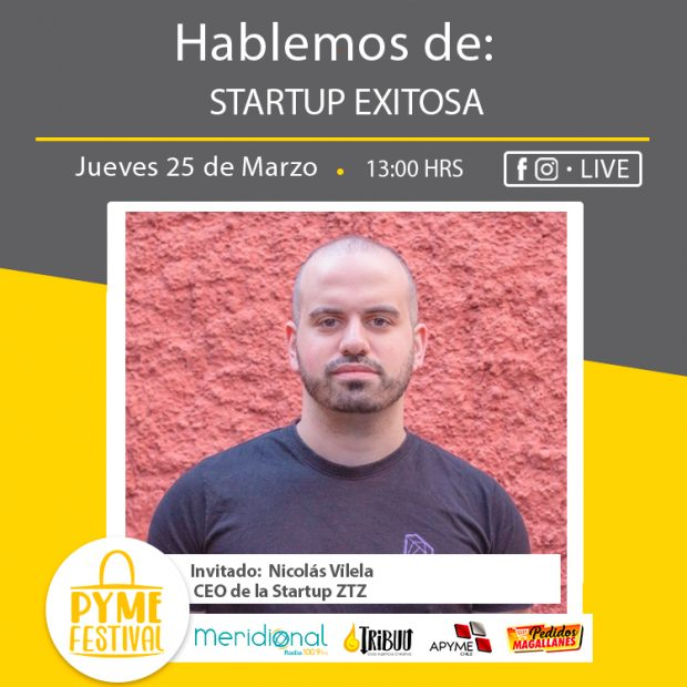PymeFestival: Startup Exitosa