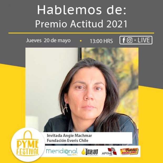 Premios Actitud 2021 de Fundación Everis Chile