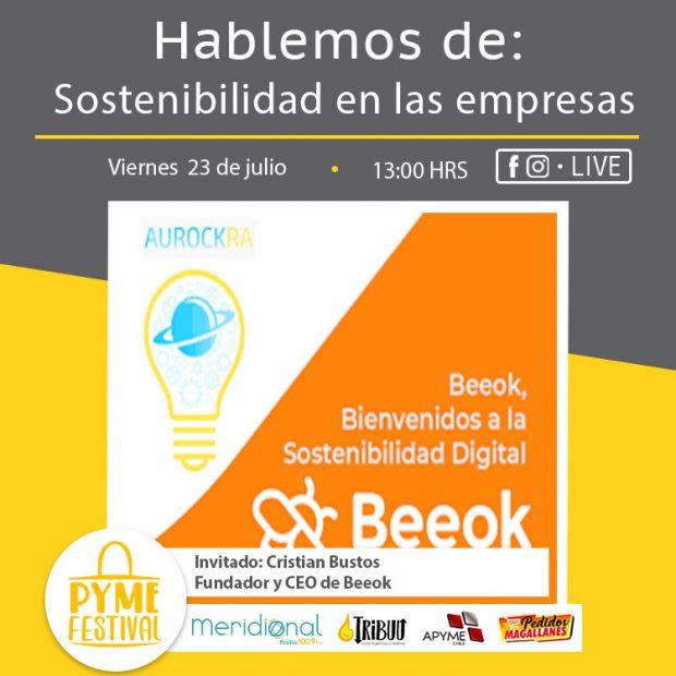 Startup Chilena que contribuye a la sostenibilidad de las pequeñas, medianas y grandes empresas