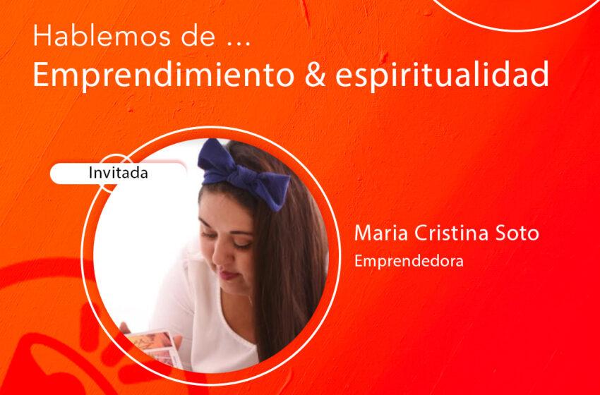 Emprendimiento espiritual que genera cursos y servicios para personas interesadas