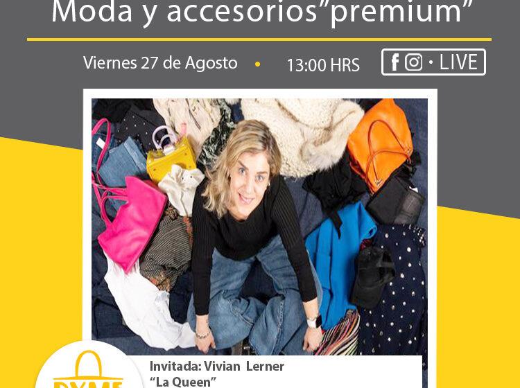 Venta de accesorios y ropa usados de marca