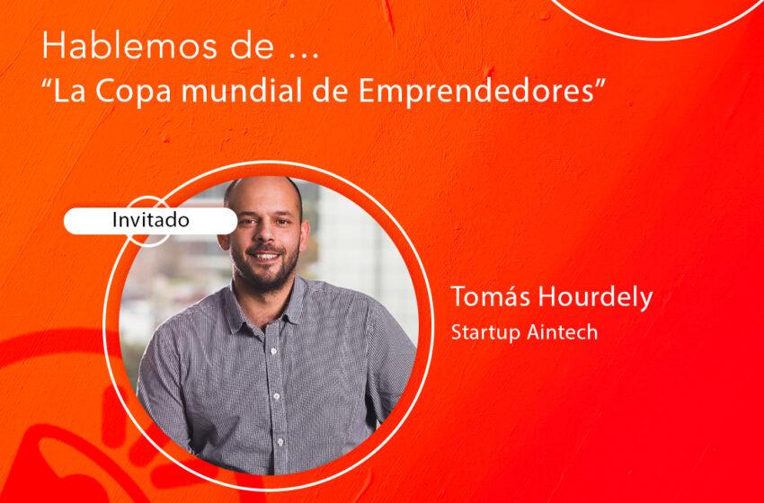 Startup chilena presente en la Copa Mundial de Emprendedores