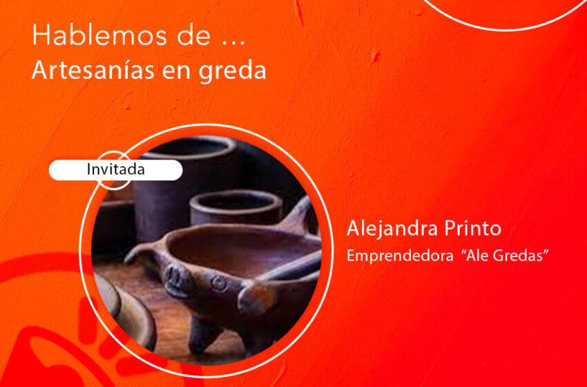 """""""Ale Gredas"""" trae desde Pomaire a Punta Arenas artículos tradicionales para el hogar"""