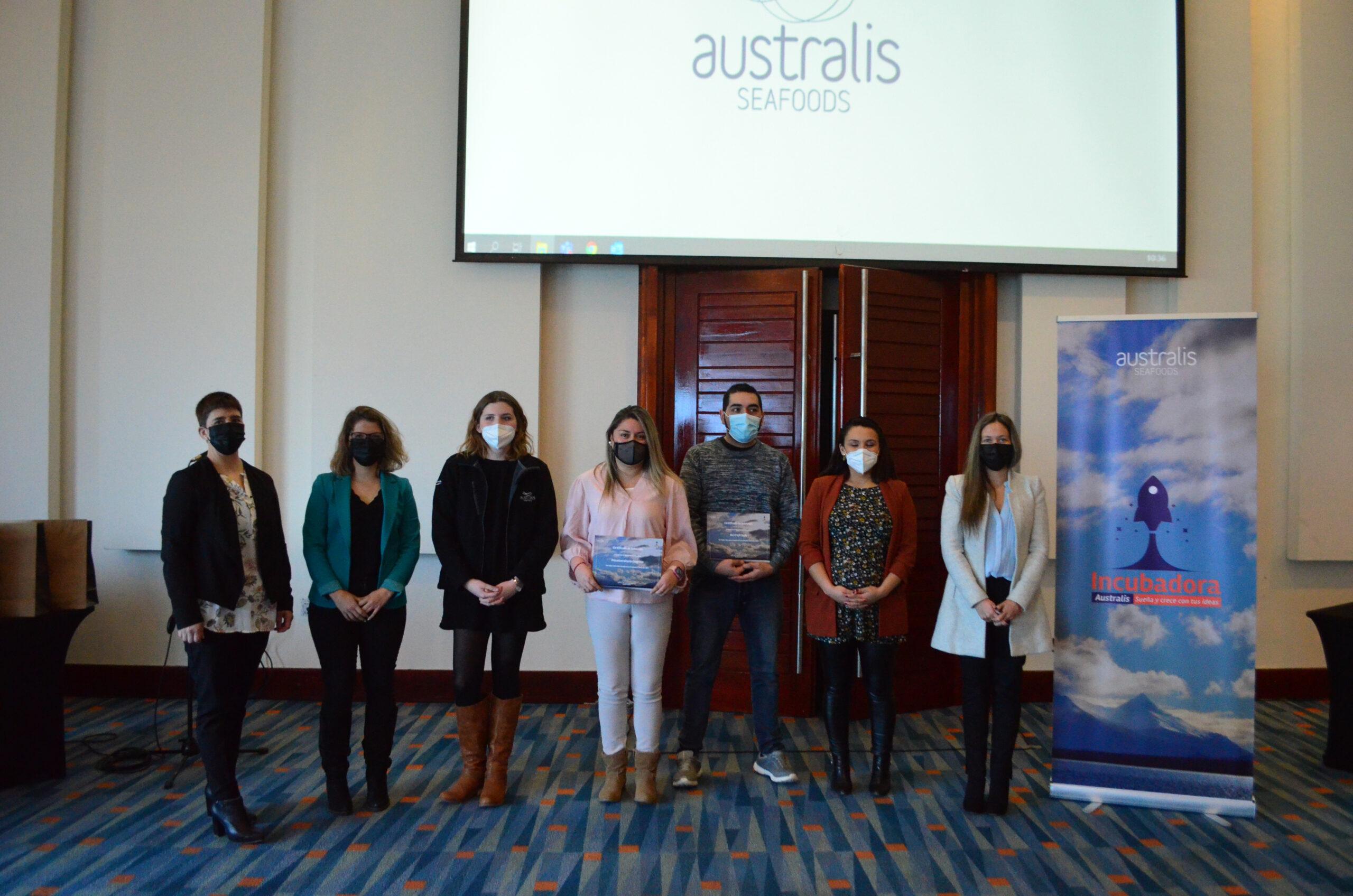 Incubadora Australis ya tiene a sus 3 emprendimientos seleccionados