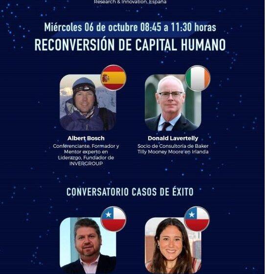 Summit Empresarial Conectados 2021, CPC Magallanes informa de últimos cupos disponibles para inscripciones a sus talleres, rueda de negocios y otras actividades